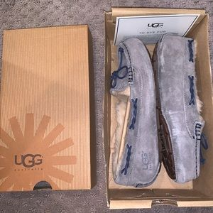 Never worn before UGG slippers.